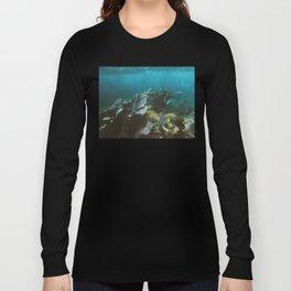 Mexican Caribbean Sealife Long Sleeve T-shirt