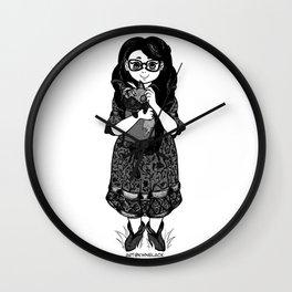 Cereza Wall Clock
