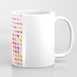 fete triangle pattern Coffee Mug