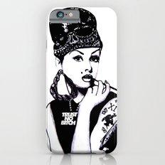 Audrey Hepburn. Rebel: Chola. Slim Case iPhone 6s