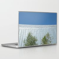 lungs Laptop & iPad Skins featuring Lungs by Mark Spence