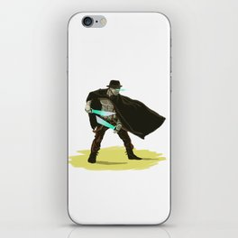 Robo-Western iPhone Skin