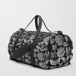 1904 Haeckel Chiroptera Duffle Bag