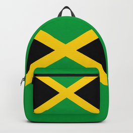 Flag of Jamaica - Jamaican flag Backpack