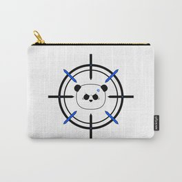 Panda Acquired Carry-All Pouch