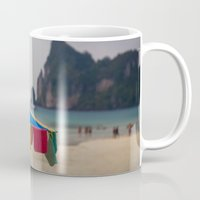 thailand Mugs featuring Thailand by Tosha Lobsinger is my Photographer