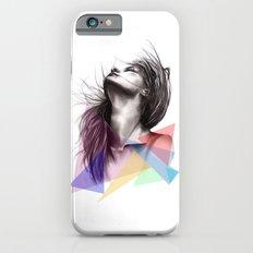 Crystalised // Fashion Illustration  Slim Case iPhone 6s