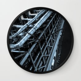 Lloyd's of London Building  Wall Clock