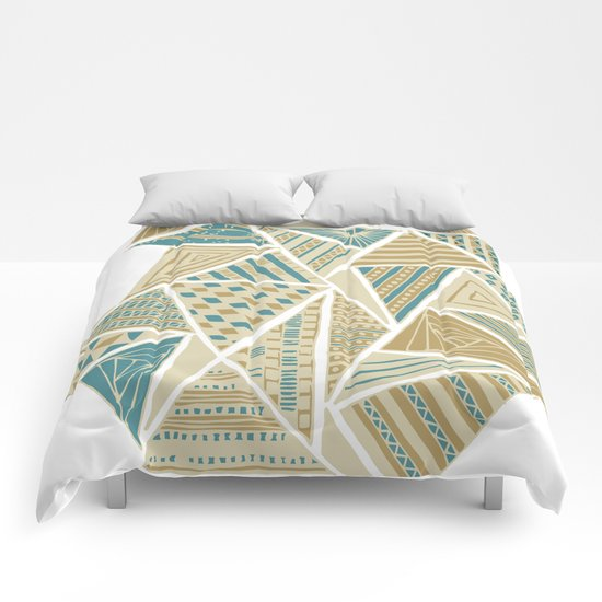 geometric 05 Comforters