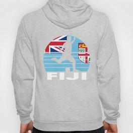 Fiji Soccer Football FJI Hoody