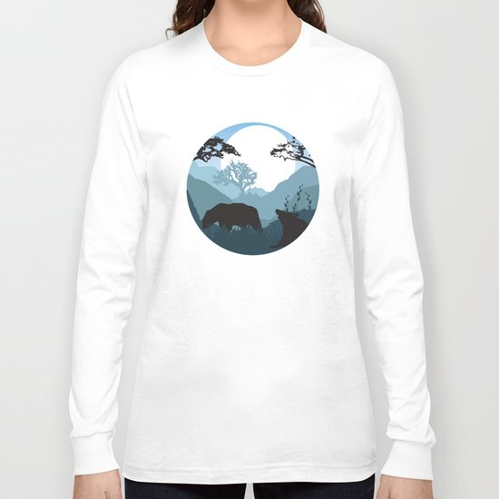 My Nature Collection No. 49 Long Sleeve T-shirt