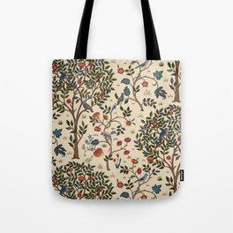 """William Morris """"Kelmscott Tree"""" 1. Tote Bag"""