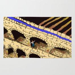 The Dreaded Aqueduct Rug