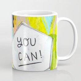 You can! Coffee Mug