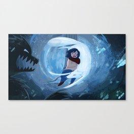 Guardian Spirit Canvas Print
