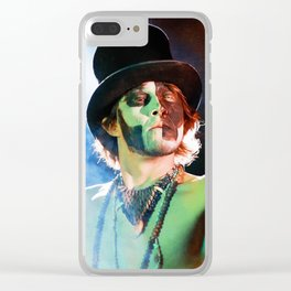 Pyrotechnic Theater Clear iPhone Case