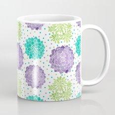 The Succulents Mug