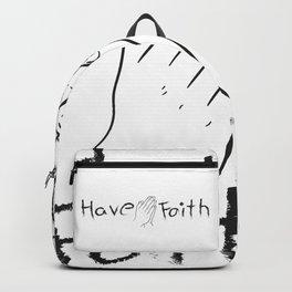 Have Faith Backpack
