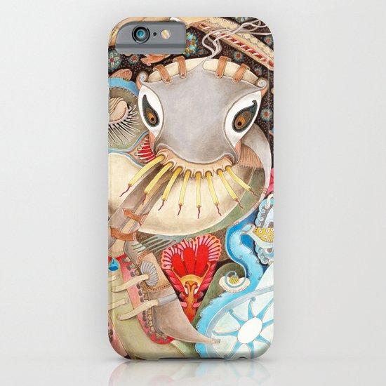 Winter Bloom iPhone & iPod Case