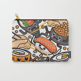Sushi Party Carry-All Pouch