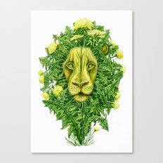 DandyLion Canvas Print