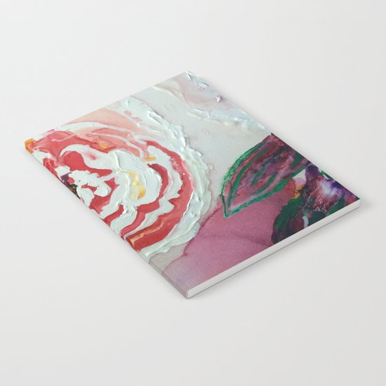 Mother's Day Flowers, Flowers That Will Last Forever Notebook
