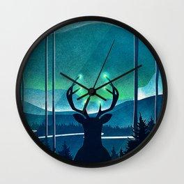 Keeper of the Light Wall Clock