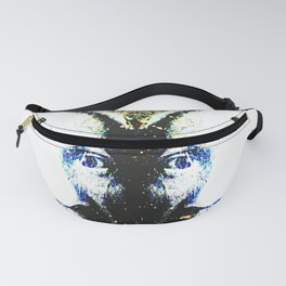 P the CASSO «the body in the middle» Fanny Pack