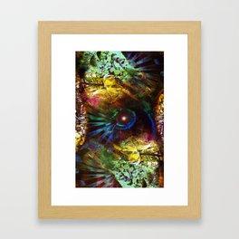 """Rebirth"" Framed Art Print"