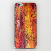 moroccan iPhone & iPod Skins featuring Moroccan  by Liz Moran