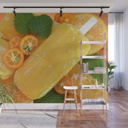 Ice and Summer Wall Mural