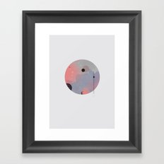 Enhanc-ing Framed Art Print