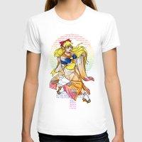 sailor venus T-shirts featuring Sailor venus by Sophira-lou