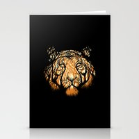 hunter Stationery Cards featuring Hidden Hunter by carbine