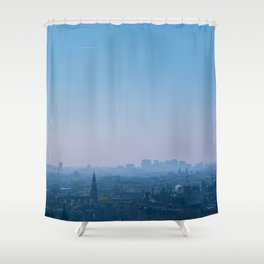 Above Amsterdam Shower Curtain
