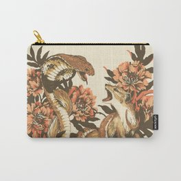 Snake & Mongoose Carry-All Pouch