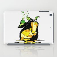 pear iPad Cases featuring PEAR by maivisto