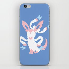 Sylveon iPhone Skin