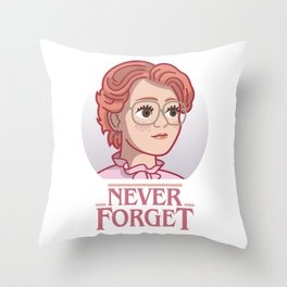 Barb Throw Pillow