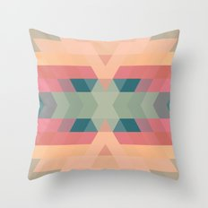 Navajo 4 Throw Pillow