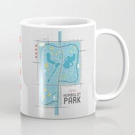 Parks of Chicago: Humboldt Park Coffee Mug