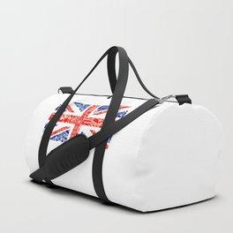 Great Britain Landmark Flag Duffle Bag