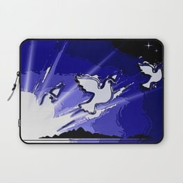 Fly, fly away. Laptop Sleeve