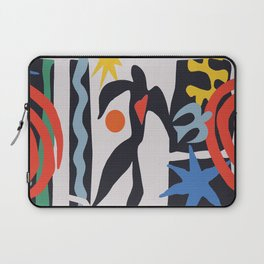 inspired to Matisse (black) Laptop Sleeve