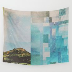Fractions A65 Wall Tapestry