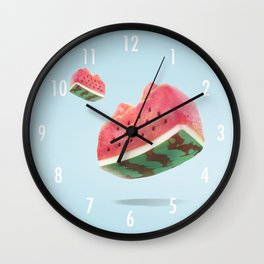 XiaoTieJun Watermelon Wall Clock