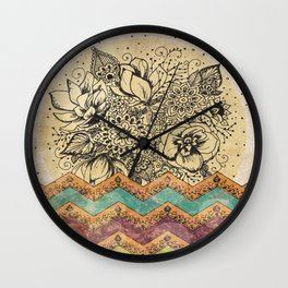 The Incredible Journey Wall Clock
