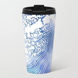 Pacific Waves II Travel Mug