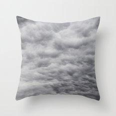 Dark Sky Throw Pillow