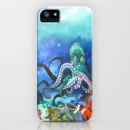 Illuminated Depth iPhone Case
